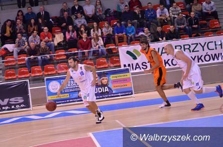 Wrocław: III liga koszykówki: Dziewiąta z rzędu wygrana Górnika