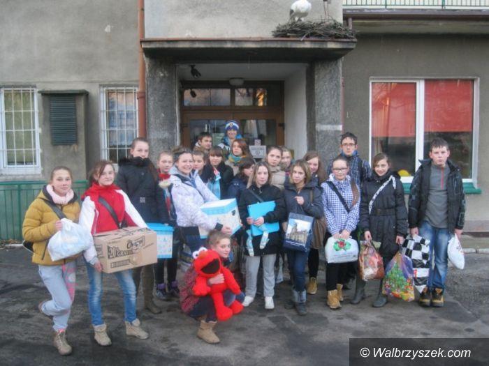 Wałbrzych: Hufiec Pracy w Wałbrzychu pomaga Domowi Małego Dziecka
