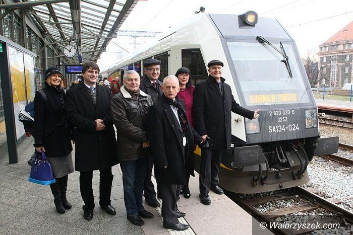 Region: Dworzec w Świdnicy otwarty