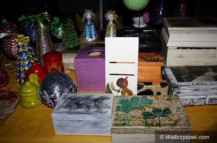 Wałbrzych: Świąteczny Kiermasz w Ratuszu