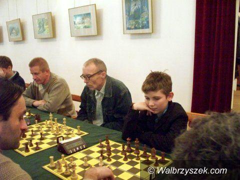 Szczawno Zdrój: Szachiści rywalizowali w Szczawnie Zdroju