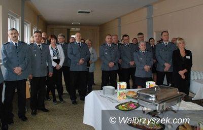 Wałbrzych: Wigilia w Komendzie Miejskiej Policji w Wałbrzychu