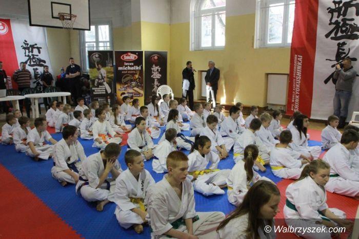 Szczawno Zdrój: Gwiazdkowy turniej karate