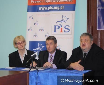 Wałbrzych: Dlaczego Prawo i Sprawiedliwość nie poparło budżetu na 2014 rok?