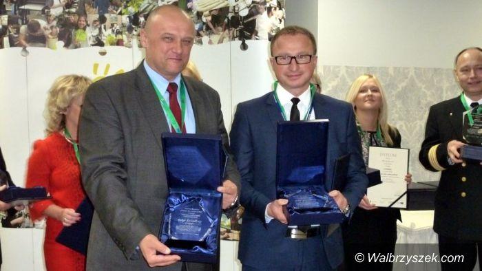 Wałbrzych: Oskar Zawodowy dla Zespołu Szkół nr 5 w Wałbrzychu i firmy Faurecia