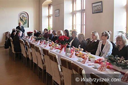 REGION, Mieroszów: Spotkania opłatkowe w Mieroszowie