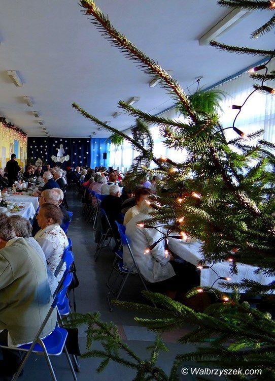 Wałbrzych: Spotkanie Bożonarodzeniowe Kombatantów w Wałbrzychu