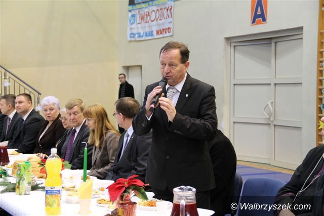 Region: Świąteczne spotkanie w Świebodzicach
