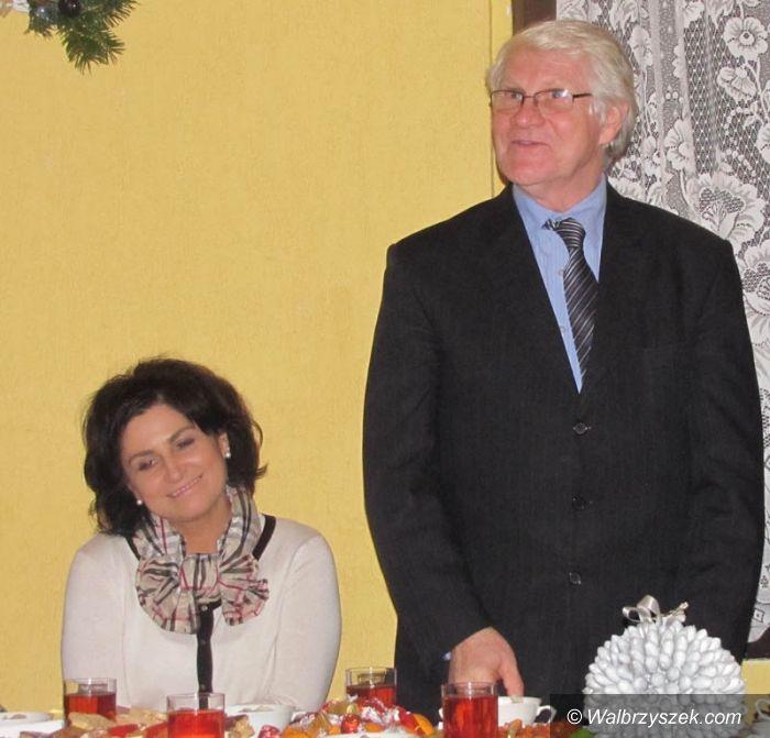 REGION, Walim: Świąteczne spotkanie w Zespole Placówek Resocjalizacyjnych w Walimiu