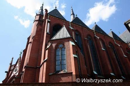 Wałbrzych: Uroczysta Eucharystia w intencji Wałbrzycha i jego mieszkańców