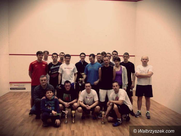 Wałbrzych: Świąteczny squash