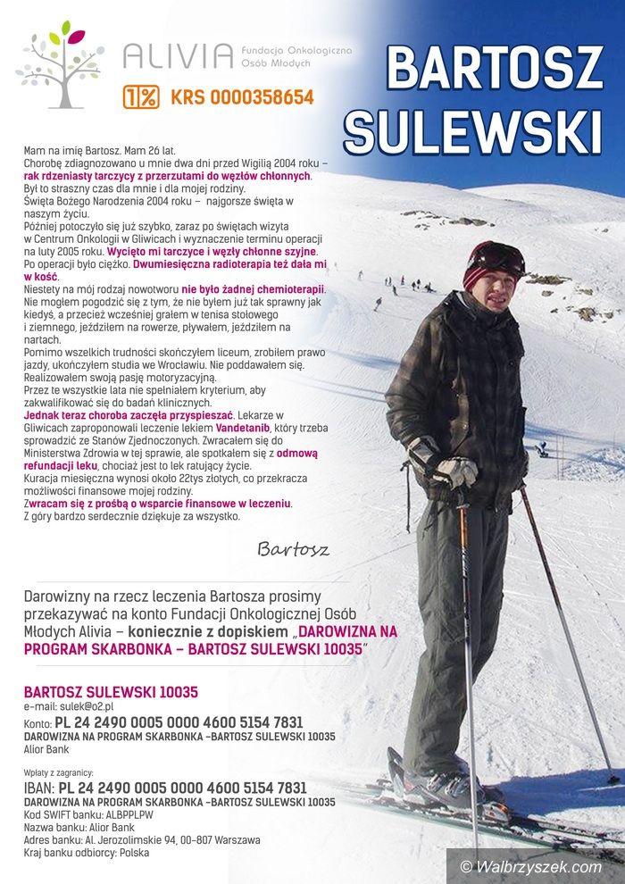 Wałbrzych: Możesz pomóc 26–letniemu mieszkańcowi Wałbrzycha