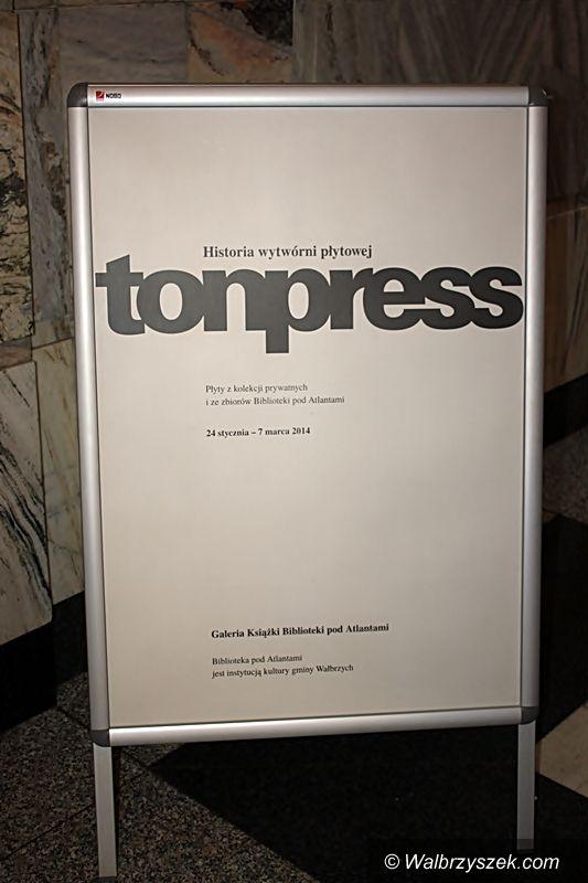 Wałbrzych: Tonpress w Wałbrzychu