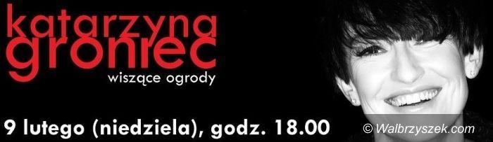 Wałbrzych: Katarzyna Groniec w Teatrze Lalki i Aktora