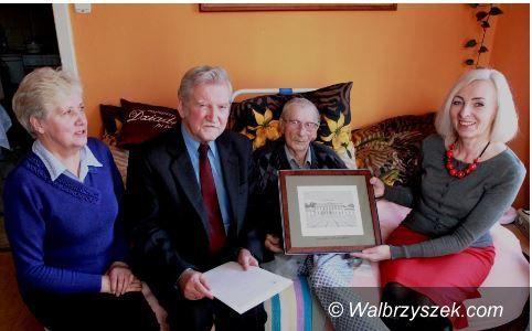 Region: Dostojny Jubilat ma 108 lat