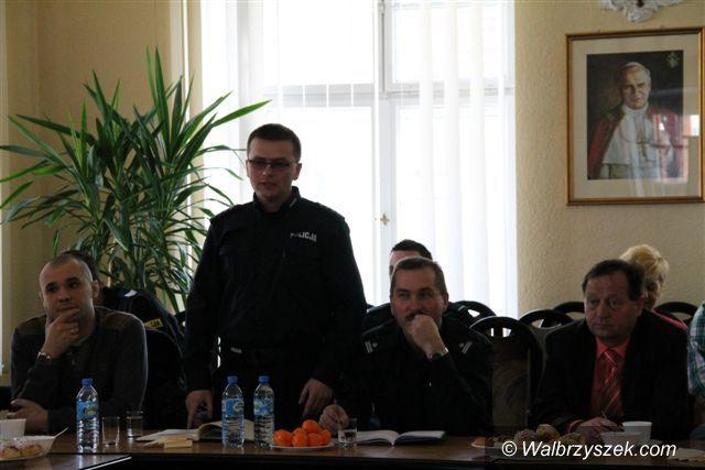 Region: W Świebodzicach policja podsumowała ubiegły rok