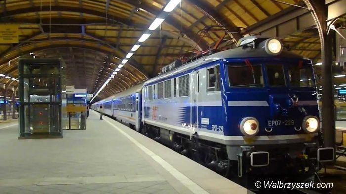 REGION: Kolejowa relacja Jelenia Góra–Gdynia poważnie zagrożona