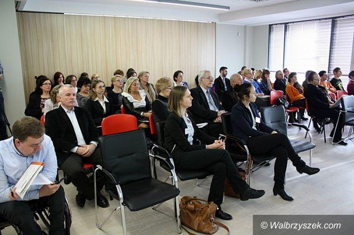 Wałbrzych: Bezpłatne spotkanie na temat pracy dla niepełnosprawnych