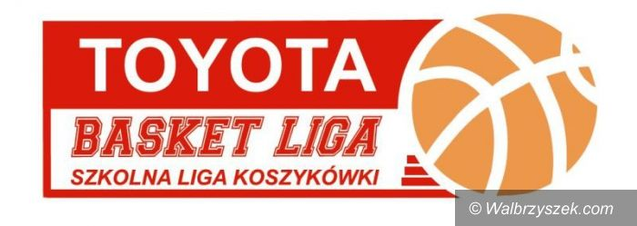 Wałbrzych: Wiele emocji w Toyota Basket Lidze