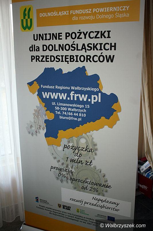 Wałbrzych: O Funduszach Europejskich rozmawiano w hotelu Qubus