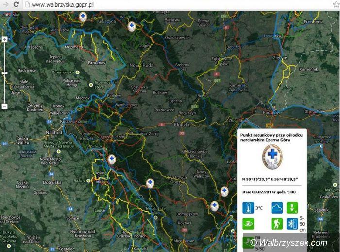 Wałbrzych/REGION: Podsumowanie 2013 oraz nowe funkcjonalności na stronie internetowej GOPR
