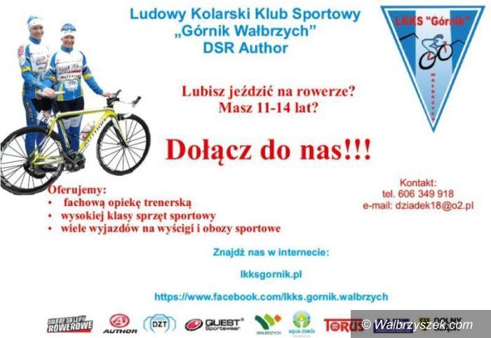 Wałbrzych: Dołącz do LKKS Górnik