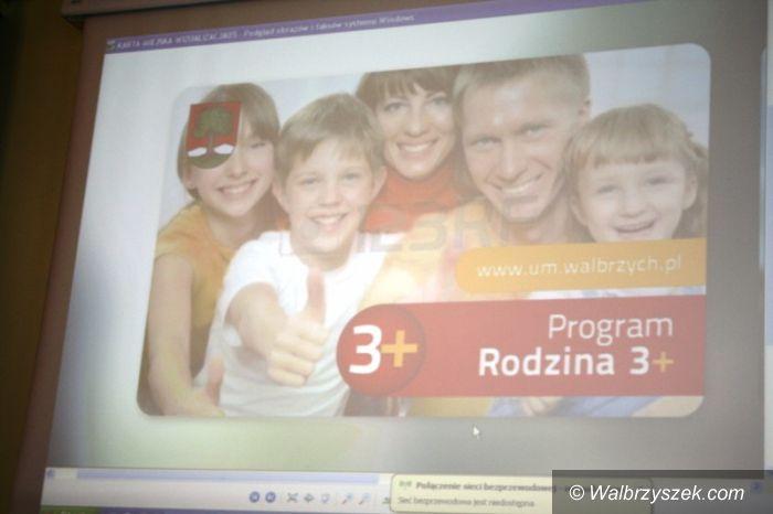 """Wałbrzych: Program """"Rodzina 3+"""" pomysłem na poprawę sytuacji demograficznej Wałbrzycha"""
