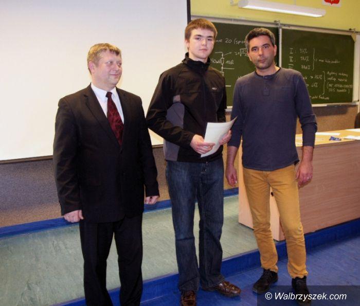 """Wałbrzych: Zwycięzca, """"Elektrona"""" z """"Energetyka"""""""