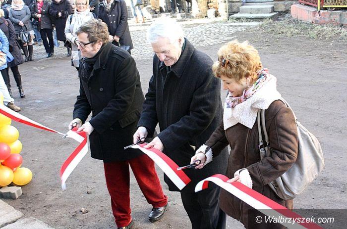 Wałbrzych: Otwarcie Zakładu Aktywności Zawodowej w Wałbrzychu