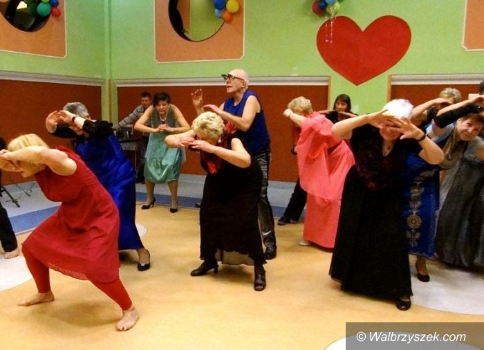Wałbrzych: Walentynki w OSK