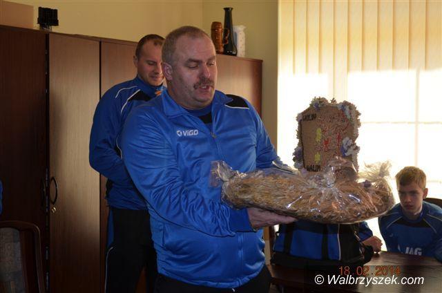 Walim: Sportowcy z Wolina w Walimiu