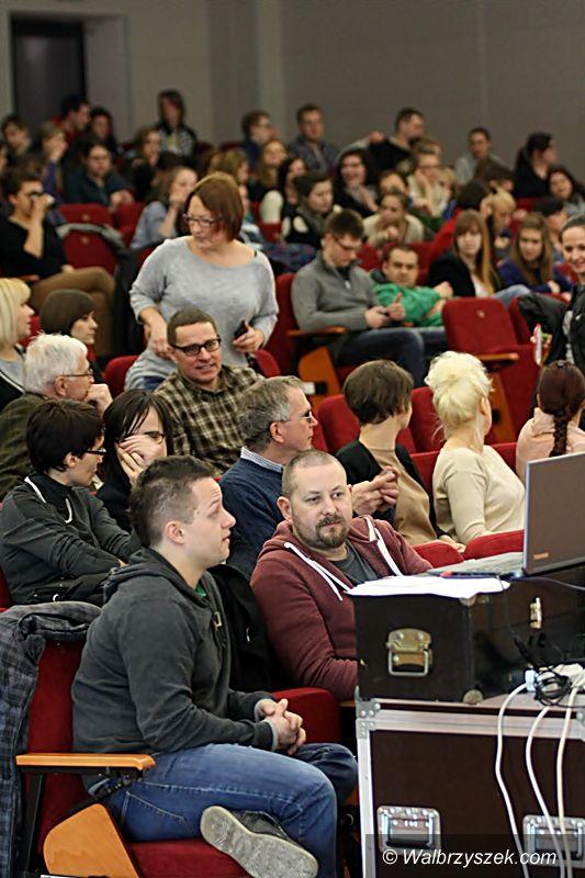 Wałbrzych: Koncert walentynkowy w PWSZ