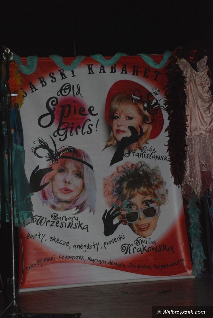 Głuszyca: Old Spice Girls gościły w głuszyckim CK