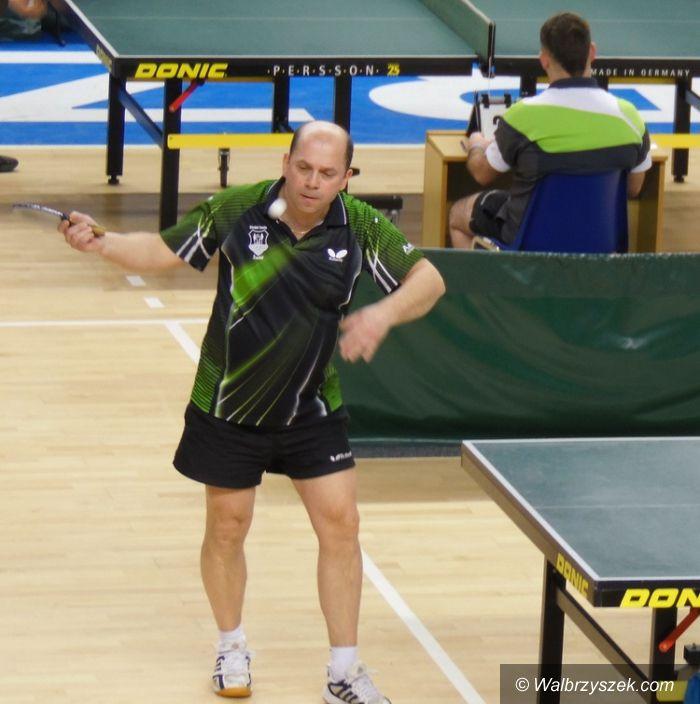 Wałbrzych: Międzynarodowe Mistrzostwa Wałbrzycha w tenisie stołowym za nami