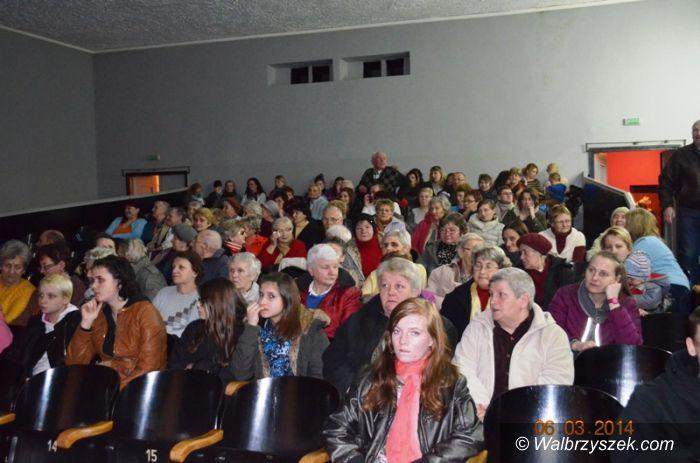 REGION, Walim: Dzień Kobiet w Walimiu