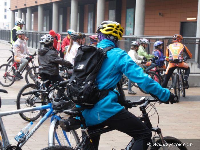 Wałbrzych: Sezon rowerowy rozpoczęty