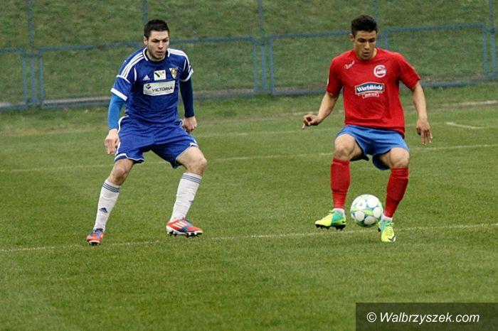 Kraj: II liga piłkarska: Faworyci w odwrocie