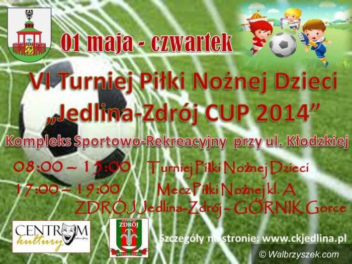 Jedlina Zdrój: Młodzi futboliści będą rywalizować w Jedlinie Zdroju