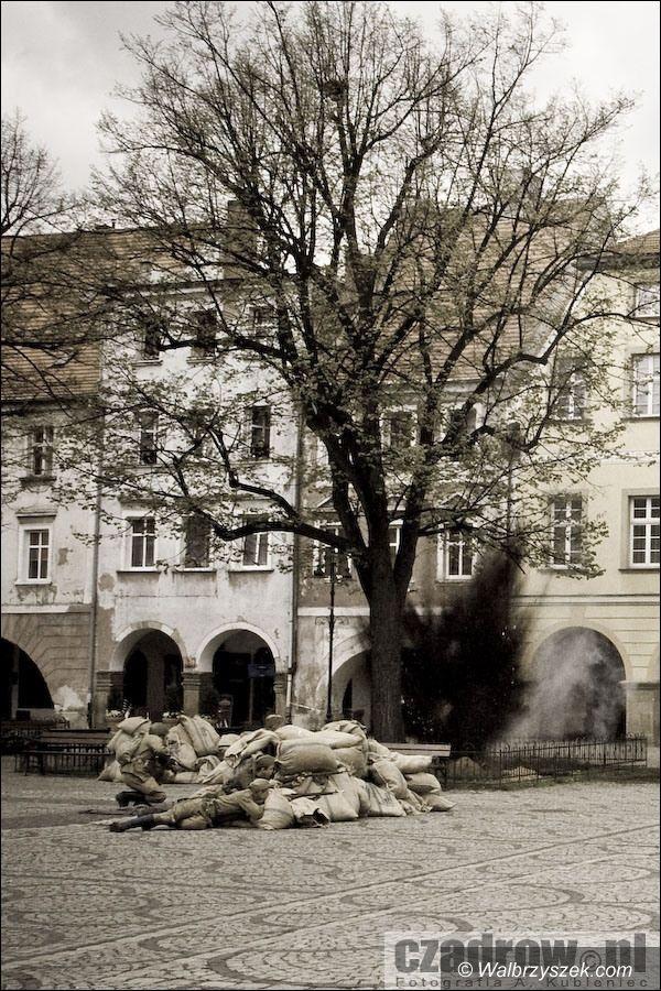 Kamienna Góra/Region: Operacja Kamienna Góra – dzień drugi