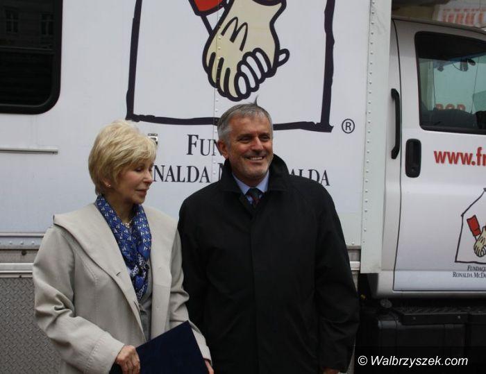 Wałbrzych: Prezydent Wałbrzycha i posłanka zachęcają do przepowadzenia badań profilaktycznych u dzieci