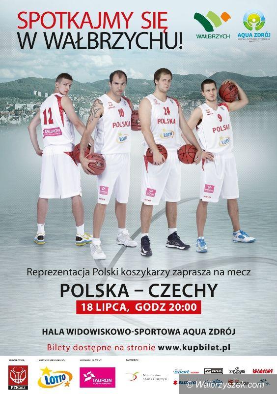 Wałbrzych: Już wkrótce mecz Polska – Czechy
