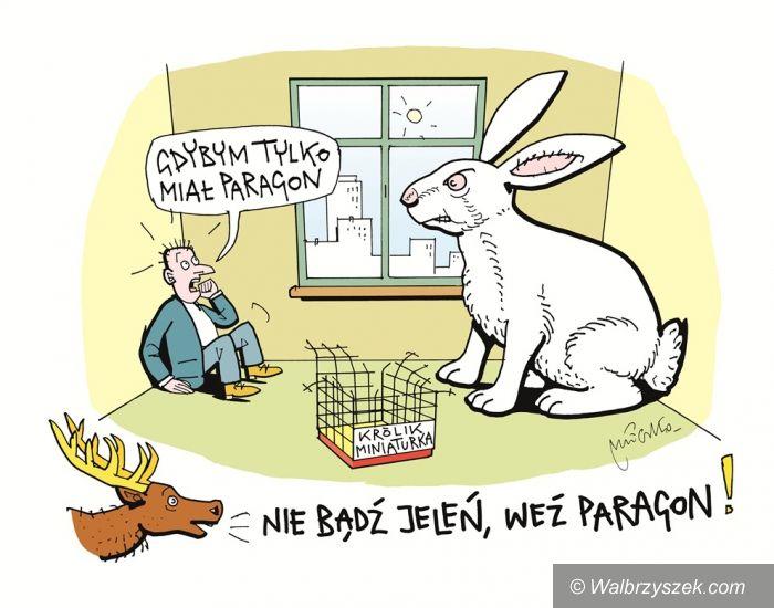 """Wałbrzych: Letnia odsłona akcji """"Weź paragon"""""""