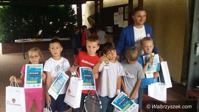 Szczawno Zdrój: Znakomite występy na koniec wakacji szczawieńskich tenisistów