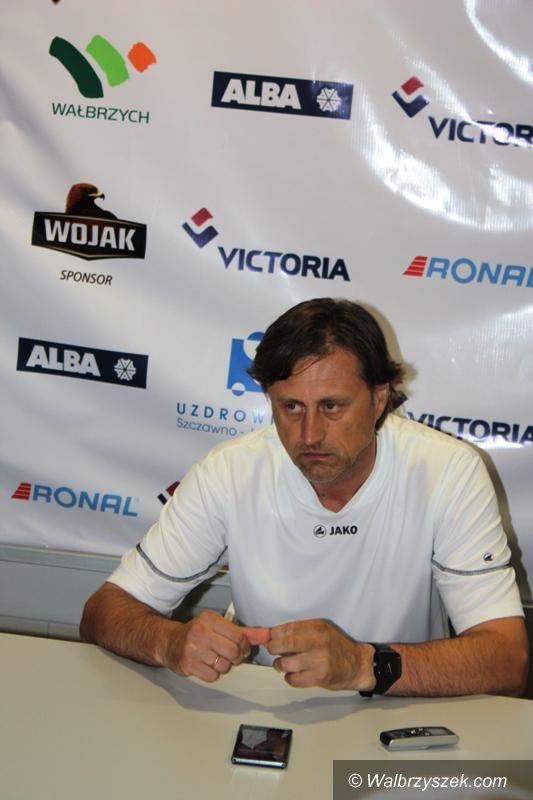 Wałbrzych: Polak nie jest już trenerem Górnika
