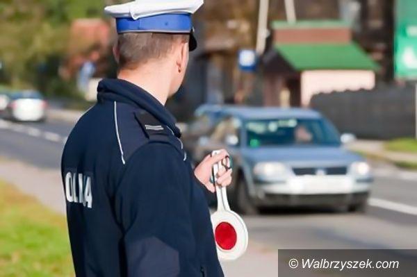 """Wałbrzych: Podsumowanie akcji """"Bezpieczne wakacje 2014"""" na drogach powiatu wałbrzyskiego"""