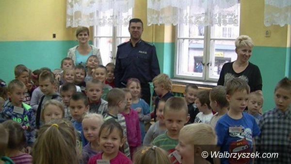 Wałbrzych: Bezpieczna droga do szkoły