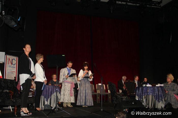 Wałbrzych: Narodowe Czytanie w Teatrze Dramatycznym