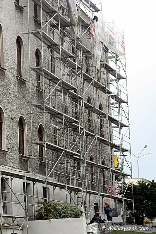 Wałbrzych: Wałbrzyski Sąd zostanie rozbudowany