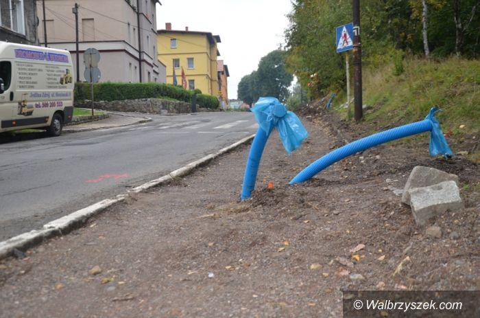 REGION, Boguszów-Gorce: Kompleksowy remont głównej ulicy Kuźnic