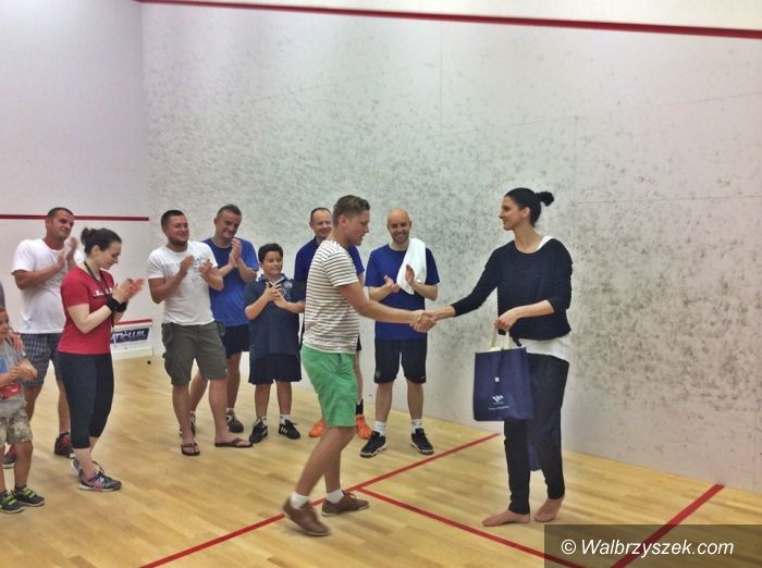 Wałbrzych: Za nami squash camp